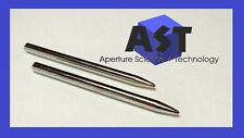 "2x Paracord Needles 3"" Stainless Steel 550 Fid Lacing Stitching (2pcs) Sharp C"