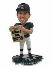 Nick Foles Philadelphia Eagles Super Bowl LII Special Edition Bobblehead NFL