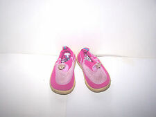 Speedo Toddler Baby Girls size SMALL  Swimming Water Shoes Bright Pink  Small