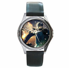 Anime Mushishi Ginko ultimate leather wrist watch