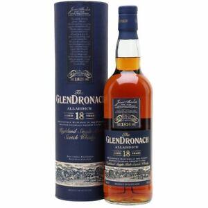 GlenDronach Allardice 18 Years Scotch Whisky 700mL