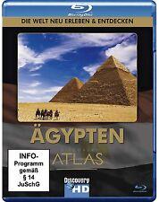 Ägypten Atlas (Blu-Ray) (NEU & OVP)(N°0150)