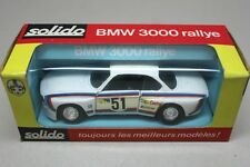 SOLIDO #25 1/43 BMW 3000 RALLYE with Original Box