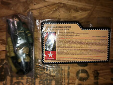 2012 GI Joe Convention Oktober Guard Horror Show Sealed with File Card!