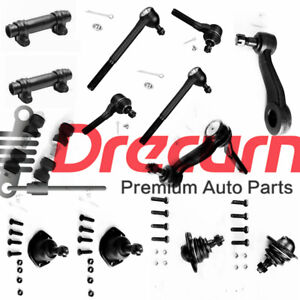 14PC Complete Front Suspension KIT For Chevrolet GMC Blazer S10 4WD JIMMY 4WD