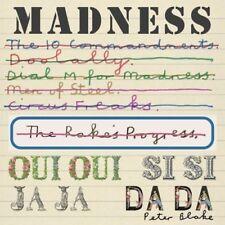 CD de musique album madness