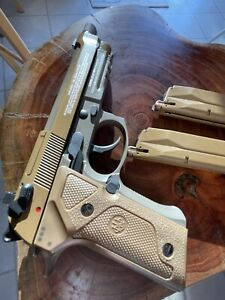 """Umarex Beretta M9A3 CO2 Blowback BB Pistol with """"Two"""" 18rd Magazines"""