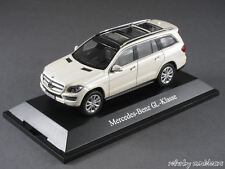 1/43 Norev Mercedes Benz GL-Klasse (X166) 2012 - Diamandweiß metallic - 141061