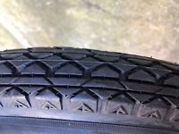 BLACKWALL Bicycle tire OLD SCHOOL Goodyear TREAD 1 TIRE 26 x 2.125 Balloon tire