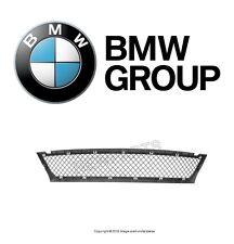 BMW E46 325Ci Front Center Bumper Cover Grille Genuine 51 11 7 065 469