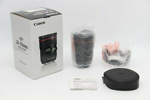 Canon EF 24-70mm f/2.8L II USM Standard Zoom Lens. 2 YEARS WARRANTY