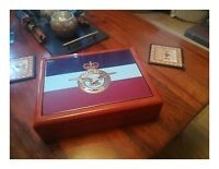 Royal Air Force - RAF premium Military Medals and Memorabelia Box ,perfect Gift