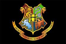 The flag of Hogwarts. Harry Potter. Size 70x105 cm