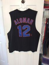 New York Mets Roberto Alomar Sleeveless Shirt XL Extra Large