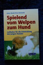 """""""Spielend vom Welpen zum Hund"""" Natur Buch Verlag"""