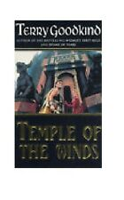 TERRY GOODKIND __ TEMPLE OF THE WINDS ___ SHOP SOILED ____ FREEPOST UK