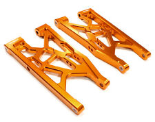 C25115Orange Integy Billet Machined Rear Lower Suspension Arm(2)for Losi 5ive-T