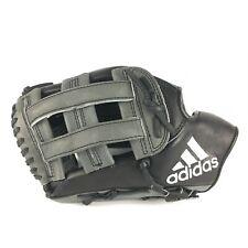 "Nwt Adidas Eqt 1275 H Pro Series Baseball Glove 12.75"" Black Gray Lht Az9151"