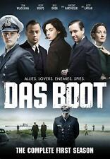 Das Boot: The Complete First Season 1 (Dvd, 2019, 4-Disc Set) Brand New
