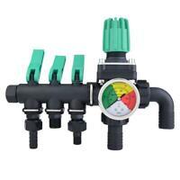 Séparateur D'eau Vanne de Régulation pr Pulvérisateur Agricole Qualité Supérieur