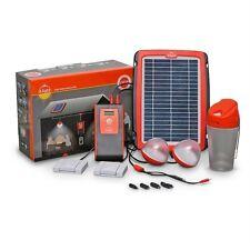 d.light D20 Solar LED Lighting System Home, Shed, Canopy, Horse Float