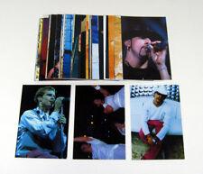 1999 Panini Winterland Back Street Boys Millennium 4 x 6 Photo Card Set (59)