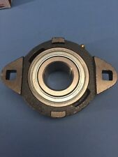 Hub City FB160URX1-1/4 2 Bolt Flange Block Mounted Bearing Setscrew Locking NEW