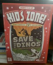 Kids Zone - Save The Dinos- PC GAME - FAST POST