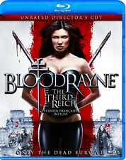 BLOODRAYNE: THE THIRD REICH - UNRATED DIRECTOR'S CUT *NEW BLU-RAY*