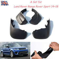 A Set Fit For Range Rover Sport 2014~2018 Flaps OEM Front And Rear Mud Flaps