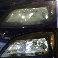 Glassylite Headlight Restoration Subaru STI WRX Liberty Forester Impreza BRZ GT