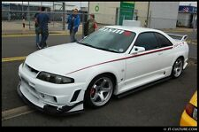Nissan Skyline R33 2Dr Coupe Nismo 400r Style Side Skirts