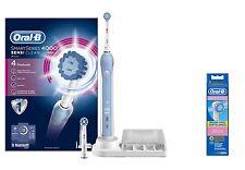 Braun Oral-B 4000 SENSI PULITO Spazzolino Elettrico PIÙ EB17-4 Extra Testine