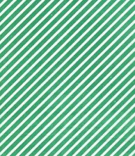Green Candy Cane Stripe Christmas Gift Tissue Paper-240 Large Sheets