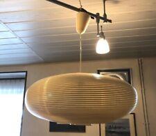 GRANDE LAMPE SUSPENSION VINTAGE <> ROTAFLEX <> LUSTRE LUMINAIRE 48 CM