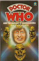Doctor Who and the Masque of Mandragora. VGC! A great story. Target Books.