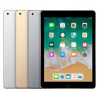 Apple iPad 6th Gen. - 32GB 128GB - Wi-Fi + Cellular - Silver, Gold, Space Gray