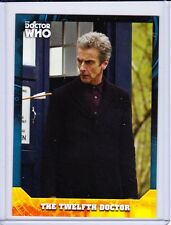 Doctor Who Signature Series Trading Cards Blue Border Base Card Selection