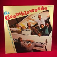 THE GRUMBLEWEEDS Let The Good Times Roll 1986 UK  vinyl LP EXCELLENT CONDITION