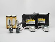 Original Japan Denso HID ballasts + PHILIPS D4R bulbs for Toyota Prius 06-09 OEM