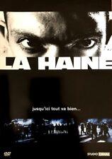 La Haine (de Mathieu Kassovitz avec Vincent Cassel, Saïd Taghmaoui) - DVD