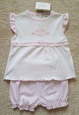 Cute baby girls spanish style dress/bloomer set by dandelion 6-9months