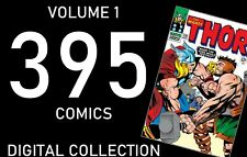 THE MIGHTY THOR /  IN DIGITAL - 395 COMICS