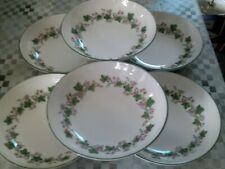 royal doulton expressions TIVERTON   4 soup/desert dishes for dinner/tea set,imm