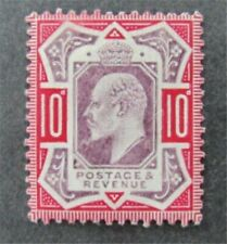 nystamps Great Britain Stamp # 137 Mint OG H $100