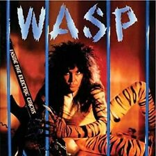 Wasp Inside The Electric Circus 1 LP Set Vinyl Madfish