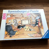 Jigsaw puzzle 1000 pieces Used In Great Condition Ravensburger