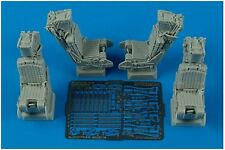 Aires 1/48 M.B GRUEA-7 (EA-6B) Ejection Seats for Airfix kit # 4401