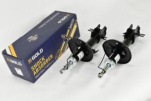 2 Front Shock Absorber For Holden Barina TK SA086 SA486 SF086 SF486 SA696 SF696