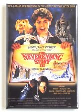 The Neverending Story 3 FRIDGE MAGNET (2 x 3 inches) movie poster